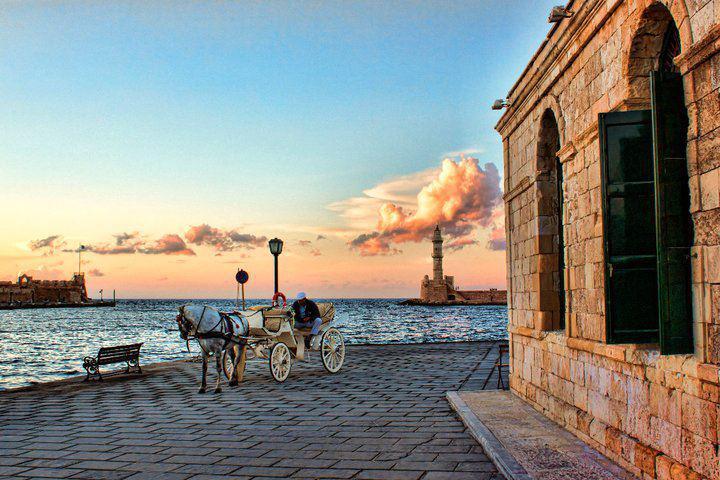 Φωτογραφίες από το Ενετικό Λιμάνι
