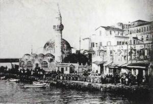 Τυπικά σπίτια της όψιμης Τουρκοκρατίας στο Καστέλι